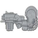 Warhammer 40k Bitz: Space Marines - Terminatortrupp - Sturmbolter A