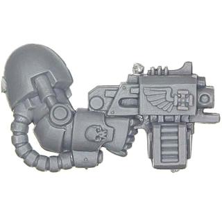 Warhammer 40k Bitz: Space Marines - Terminatortrupp - Sturmbolter B