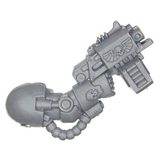 Warhammer 40k Bitz: Space Marines - Terminatortrupp - Sturmbolter C
