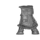 Warhammer AoS Bitz: DWARFS - Ironbreakers - Torso A2 - Back