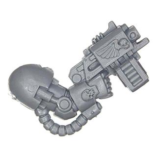 Warhammer 40k Bitz: Space Marines - Terminatortrupp - Sturmbolter D
