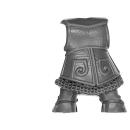 Warhammer AoS Bitz: DWARFS - Ironbreakers - Torso D2 - Back