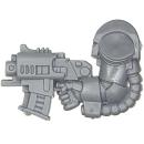 Warhammer 40k Bitz: Space Marines - Terminator Squad - Storm Bolter E