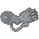 Warhammer 40k Bitz: Space Marines - Terminatortrupp - Energiefaust A