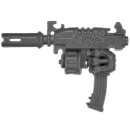 Warhammer 40k Bitz: Adeptus Mechanicus - Sicarian Infiltrators/Ruststalkers - Waffe Q1 - Flechete Blaster