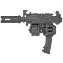 Warhammer 40k Bitz: Adeptus Mechanicus - Sicarian Infiltrators/Ruststalkers - Waffe Q4 - Flechete Blaster