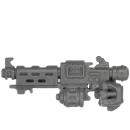 Warhammer 40k Bitz: Adeptus Mechanicus - Sicarian Infiltrators/Ruststalkers - Waffe W2 - Stubcarbine