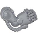 Warhammer 40k Bitz: Space Marines - Terminator Squad - Power Fist B