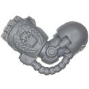 Warhammer 40k Bitz: Space Marines - Terminatortrupp - Energiefaust B