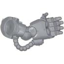 Warhammer 40k Bitz: Space Marines - Terminatortrupp - Energiefaust C