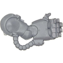 Warhammer 40k Bitz: Space Marines - Terminator Squad - Power Fist D