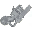 Warhammer 40k Bitz: Space Marines - Terminator Squad - Chain Fist B