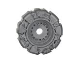 Warhammer 40k Bitz: Orks - Ork Trukk - Wheel C1