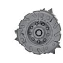 Warhammer 40k Bitz: Orks - Ork Trukk - Wheel E2 - Small