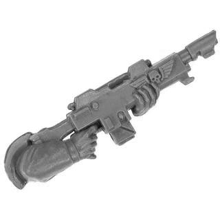 Warhammer 40k Bitz: Imperiale Armee - Cadianische Stosstruppen - Waffe D1 - Lasergewehr
