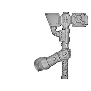 Warhammer 40k Bitz: Blood Angels - Todeskompanie - Waffe L2 - Energiehammer