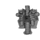 Warhammer AoS Bitz: VAMPIRFÜRSTEN - Verfluchte - Torso A1 - Back