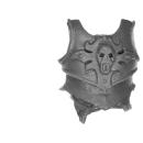 Warhammer AoS Bitz: VAMPIRFÜRSTEN - Verfluchte - Torso B2 - Front
