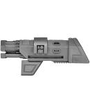 Warhammer 40k Bitz: Tau Piranha - Triebwerk A4 - Rechts