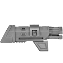 Warhammer 40k Bitz: Tau Piranha - Engine B4 - Right