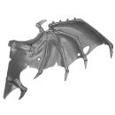Warhammer 40K Bitz: Tyraniden - Gargoylenrotte - Flügel A3