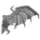 Warhammer 40K Bitz: Tyraniden - Gargoylenrotte - Flügel A4