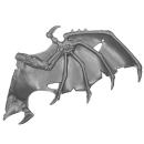 Warhammer 40k Bitz: Tyranids - Gargoyle Brood - Wing D4