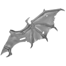 Warhammer 40K Bitz: Tyraniden - Gargoylenrotte - Flügel E3