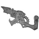 Warhammer 40K Bitz: Tyraniden - Gargoylenrotte - Bohrkäferschleuder A