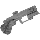 Warhammer 40k Bitz: Tau - Pathfinder Team - Pulse Carbine B1