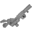 Warhammer 40k Bitz: Tau - Pathfinder Team - Ion Rifle A2