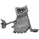 Warhammer AoS Bitz: VAMPIRE COUNTS - Black Knights - Legs A2 - Left