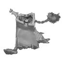 Warhammer AoS Bitz: VAMPIRE COUNTS - Black Knights - Legs B2 - Right