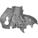 Warhammer AoS Bitz: VAMPIRE COUNTS - Black Knights - Legs F1
