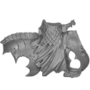 Warhammer AoS Bitz: VAMPIRE COUNTS - Black Knights - Legs F2