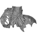 Warhammer AoS Bitz: VAMPIRE COUNTS - Black Knights - Legs G2
