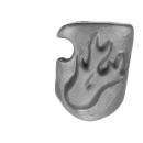 Warhammer AoS Bitz: EMPIRE - Demigryph Knights - Accessory D - Shoulder Shield