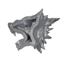 Warhammer 40k Bitz: Space Wolves - Fenrisian Wolf Pack - Wolf B3