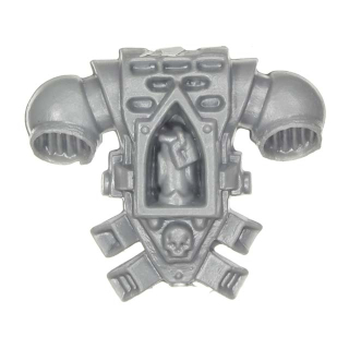 Warhammer 40k Bitz: Dark Angels - Veteranen - Rückenmodul E
