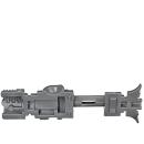 Warhammer 40k Bitz: Necron - Exovenatoren - Synchro Tesla-Karabiner D