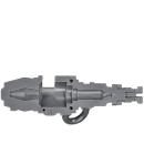 Warhammer 40k Bitz: Necron - Exovenatoren - Partikelstrahler B