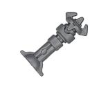 Warhammer 40k Bitz: Necron - Exovenatoren - Sensor Schattenweber / Nebuloskop B