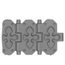 Warhammer 40k Bitz: Militarum Tempestus - Taurox - Chassis B2 - Track, Left