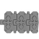 Warhammer 40k Bitz: Militarum Tempestus - Taurox - Chassis A2 - Track, Right