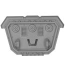 Warhammer 40k Bitz: Militarum Tempestus - Taurox - Chassis B6 - Track, Rear, Right