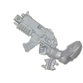 Warhammer 40k Bitz: Dark Angels - Veteranen - Weapon A1 - Boltgun I