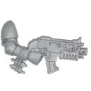 Warhammer 40k Bitz: Dark Angels - Veteranen - Waffe A1 -...