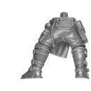 Warhammer 40k Bitz: Genestealer Cults - Neophyte Hybrids - Legs A