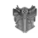 Warhammer 40k Bitz: Genestealer Cults - Neophyte Hybrids - Torso D1 - Front