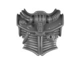 Warhammer 40k Bitz: Genestealer Cults - Neophyte Hybrids - Torso I1 - Front